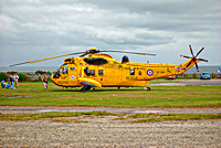 Sea King Grounded